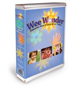 Wee Wonder box mockup